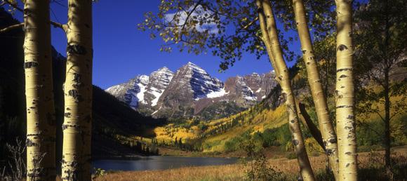 Maroon Bells - Aspen Area