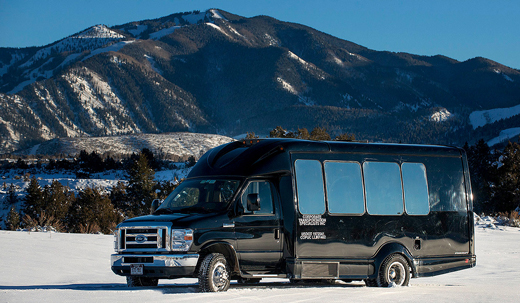 Corporate Event Transportation in Aspen