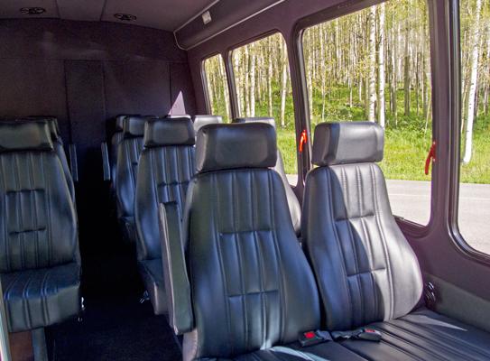 Mini Bus Corporate Transportation