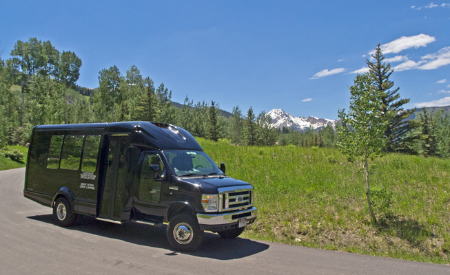 Aspen Limousine Service for Corporate Events