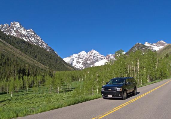 Aspen Area Limousine Service