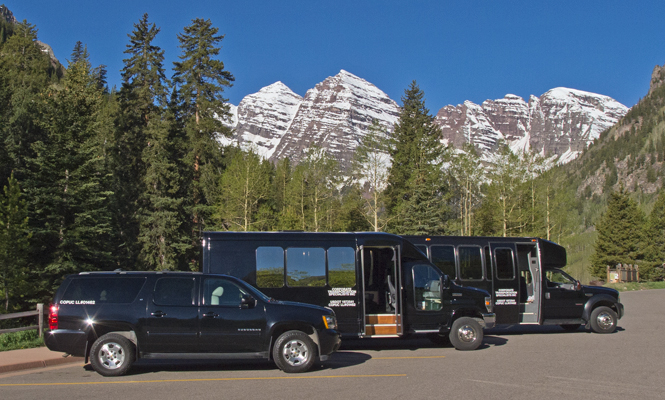 Aspen Limo Service for any size group