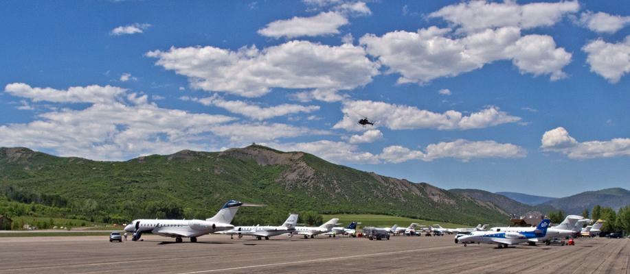 Aspen Airport General Aviation