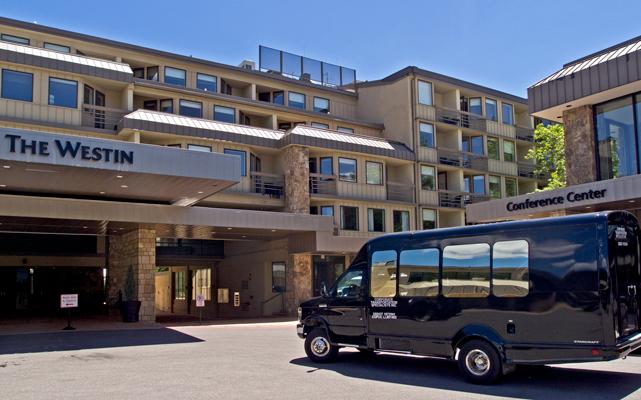 Mini Bus Conference Transportation