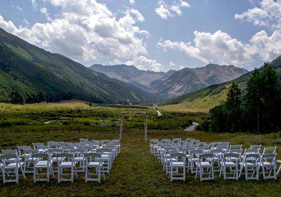 Pine Creek Wedding Venue