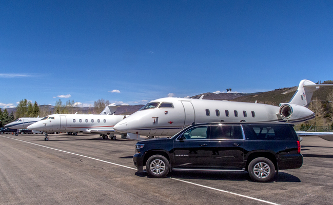 Private Jet Apron Service