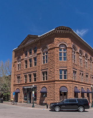Wheeler Opera House